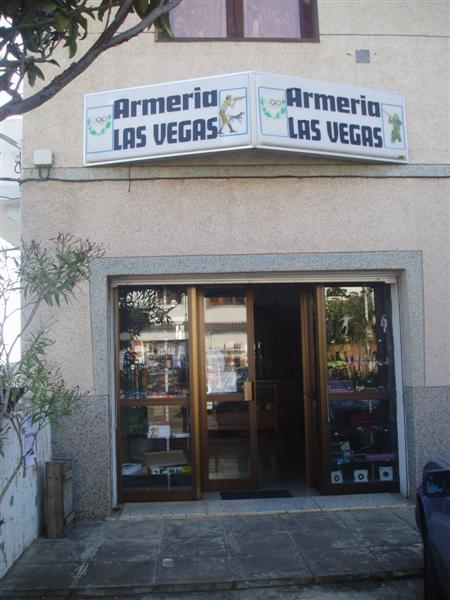 Armería Las Vegas S.L.