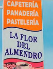Panadería La Flor del Almendro