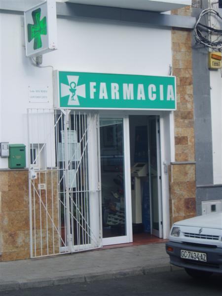 Farmacia Ana María Contardi