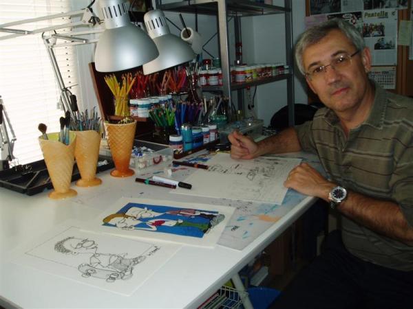 J. Morgan Humor Gráfico e Ilustraciones