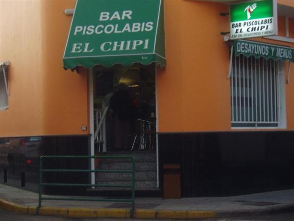 Cafeteria Piscolabis El Chipi