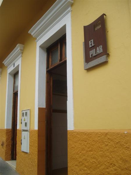 Cafetería El Pilar