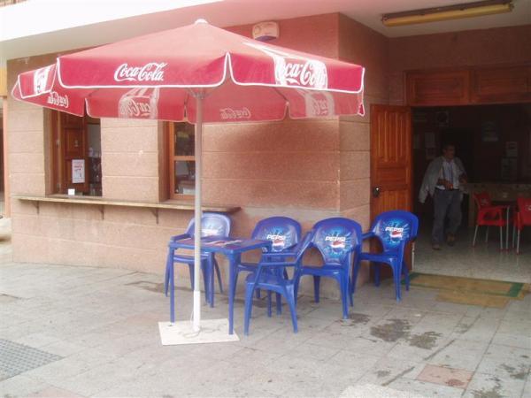 Bar-Cafetería de la Tercera Edad Tifaritti