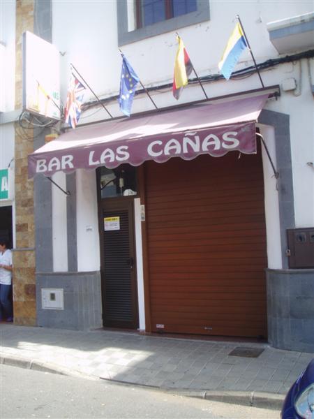 Bar Las Cañas