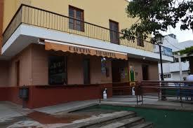 Bar – Cafetería de la Tercera Edad Tifariti (Cafetín Tifariti)