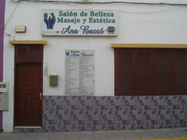 Centro de Masajes Ana Bassó