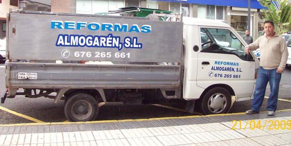 Reformas Almogaren, S.L.