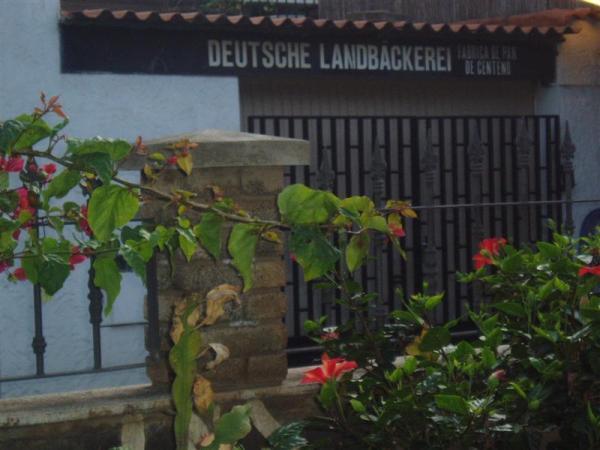 Fábrica de pan de centeno de Valsequillo