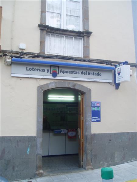 Administración Lotería nº 2